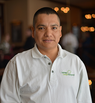 Miguel Gonzales, Supervisor of Maintenance Management